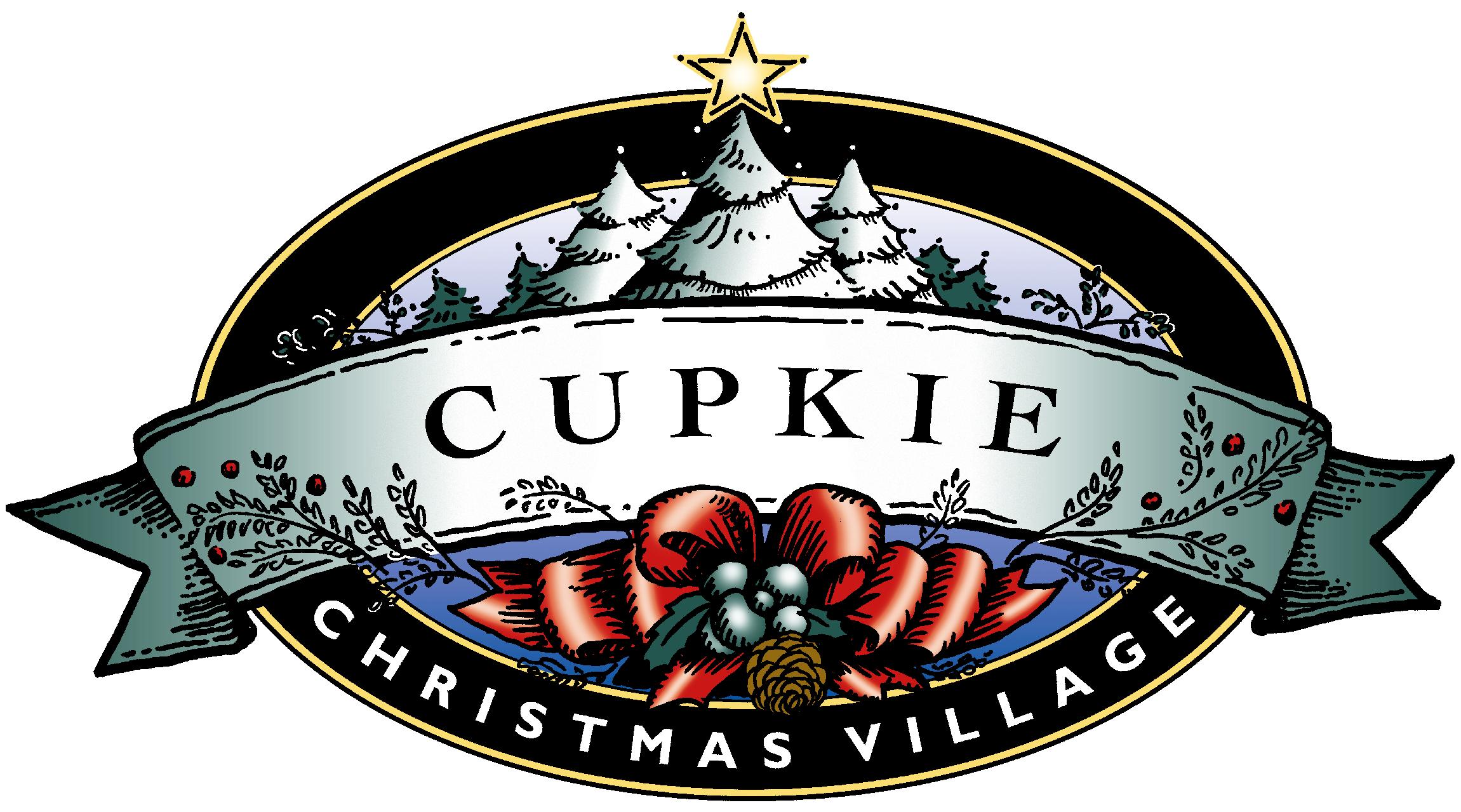 Cupkie Christmas Village